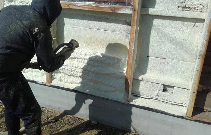 docieplenia domów pianą pur biała podlaska
